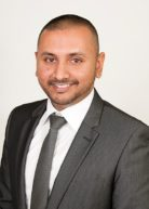 Head shot of Anish Prasad, a Brisbane mortgage broker