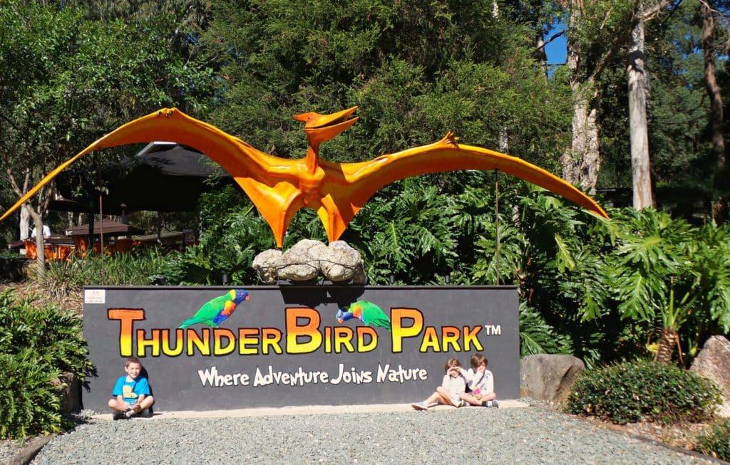 Thunderbird Park at Tamborine Mountain