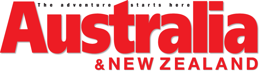 Australia and New Zealand magazine logo