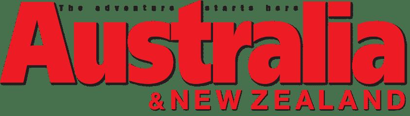 Australia and New Zealand magazine logo
