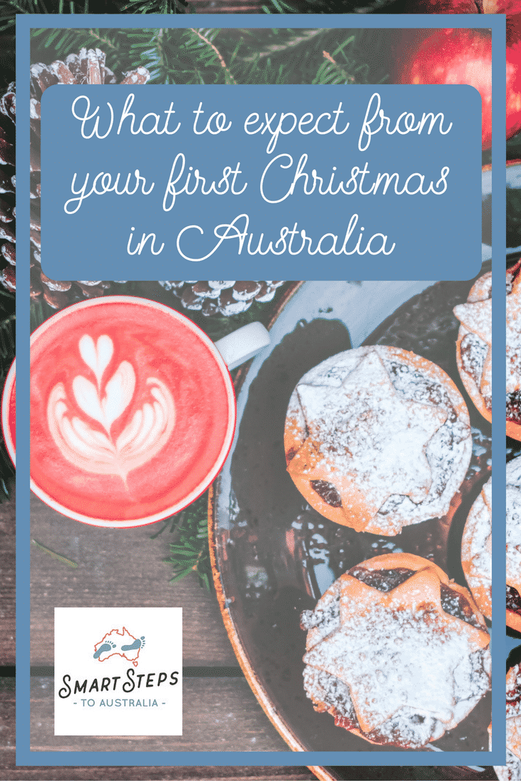 Pinterest graphic - How do you spend Christmas in Australia?