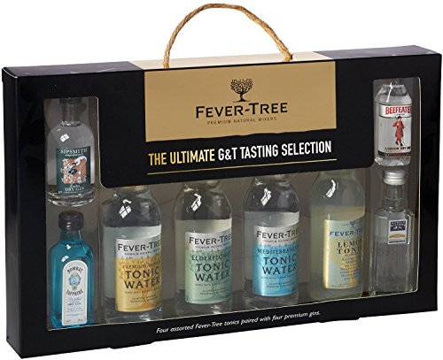 Tasting Gin Selection Because Who Doesn T Love A Tonic Order Fever Tree Ultimate And Collection On