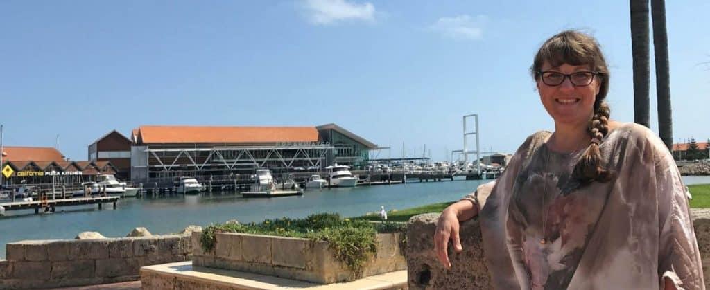Roni Gors in Perth