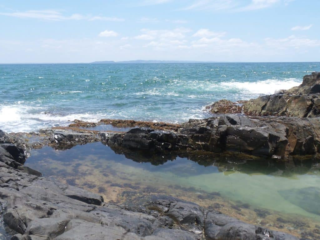 Fairy Pools, Noosa Queensland