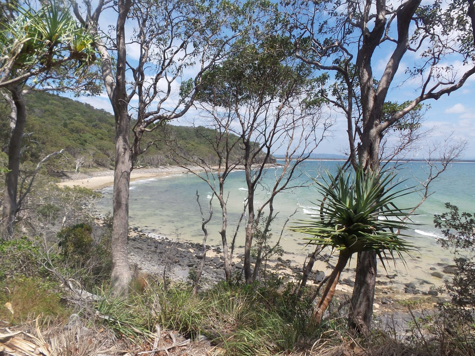 Beaches from Noosa National Park, Queensland