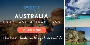Experience Oz ad to promote Australia gift ideas