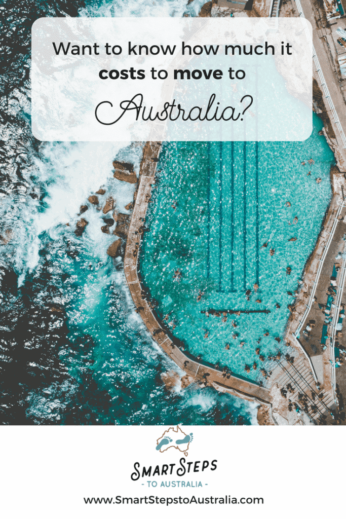 Pinterest - cost of moving to Australia from the UK