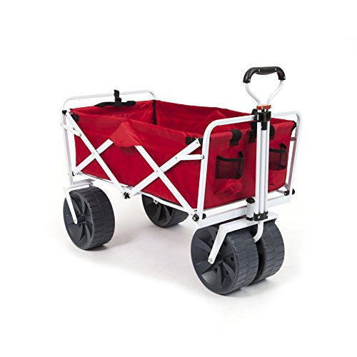 Guide To Buying The Best Beach Wagon With Big Wheels In 2019