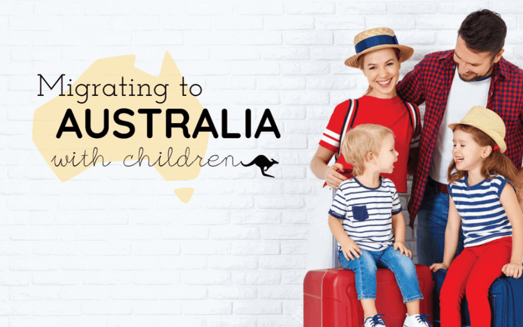 An essential read for anyone moving to Australia with children