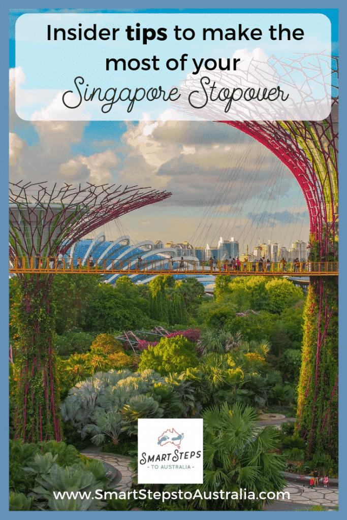 A scene of Singapore