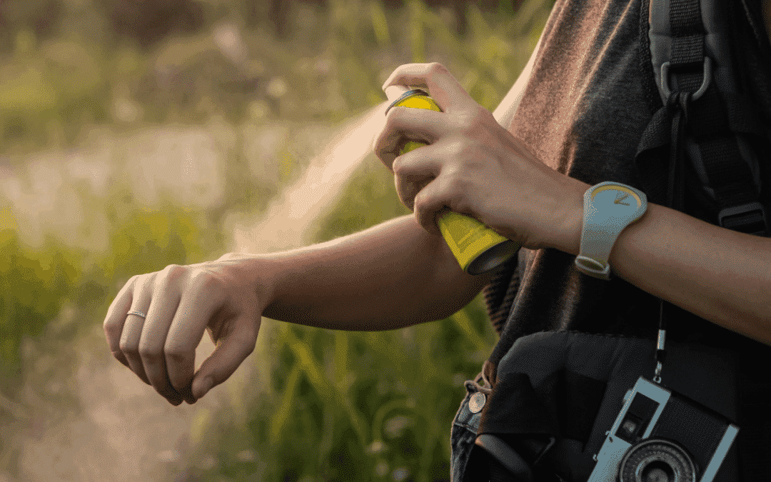 Find the best outdoor mosquito repellent in Australia (with natural ingredients)